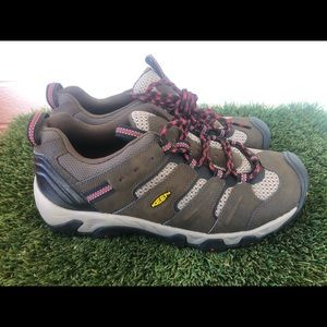 Men's Keen Targhee II Waterproof Hiking Shoes 10.5